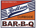 Bedlam BBQ Logo